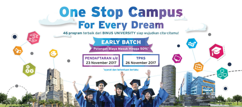 One Campus for Every Dream
