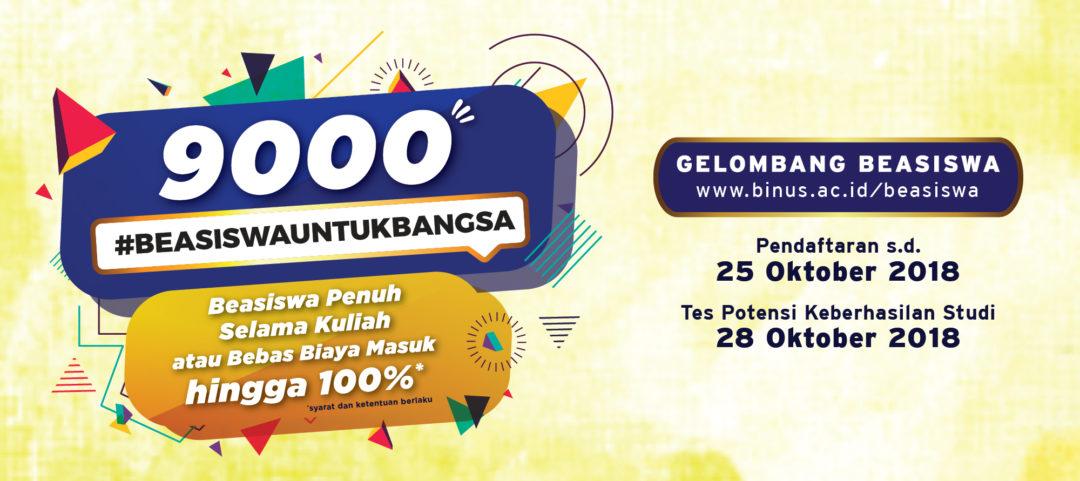 Daftar Online BINUS @Malang