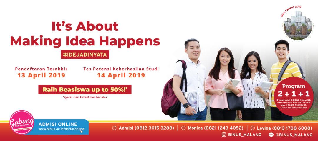 Open Consultation BINUS Bekasi
